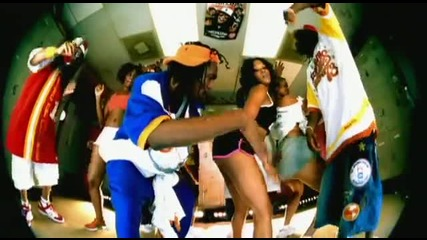 Lil Jon feat. The East Side Boyz - Get Low # Официално видео #