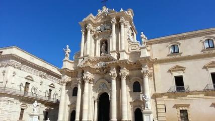 Сиракуза, Сицилия, Италия