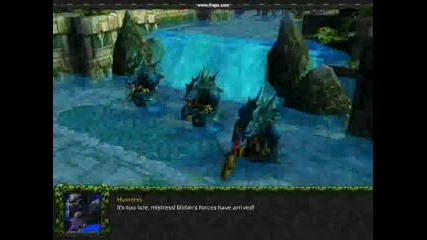 Warcraft 3 mission