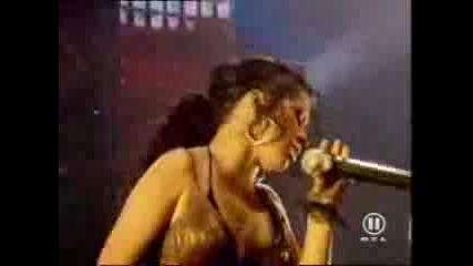 Christina Aguilera - Infatuation (live)