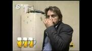 Пияница увеличва бройката на бирата която е изпил-Господари на ефира 12.05.2008