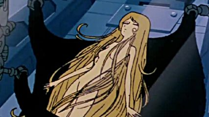 Galaxy Express 999 Ep 22 eng sub