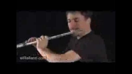 Greg Patillo - Mario Flute