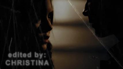 Damon and Elena - I'm unprotected
