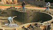 8 Steps to Building a Gunite Pool Pool and Spa Installation Upstate Sc Western Nc