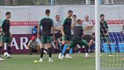 Жоао Моутиньо поднови тренировки