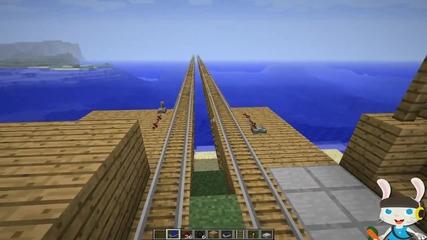 Minecraft Влакове - Епизод 4