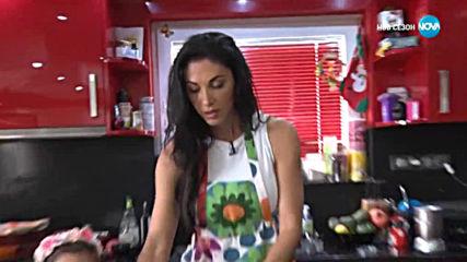 """Биляна Йотовска изумява гостите с домашно приготвен хляб от лимец в """"Черешката на тортата"""" - част 2"""
