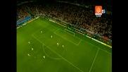 Euro 2008 - Полша - Хърватия 0:1 Голът На Иван Класнич *HQ*