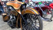 2016 Sturgis Baddest Bagger Show At The New Full Throttle Saloon