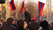 Armenia: Hundreds rally against PM Pashinyan as President refuses appeal to fire head of General Staff