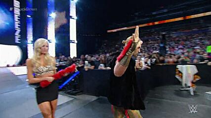 Dolph Ziggler vs. The Miz- Trick or Treat Street Fight: SmackDown, Oct. 29, 2015 (Full Match)