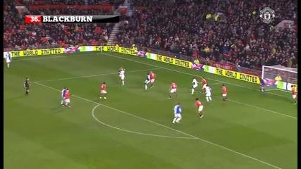 Димитър Бербатов - Всички голове в Манчестър Юнайтед