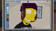 The Simpsons s22 e17 Hd Bg sub