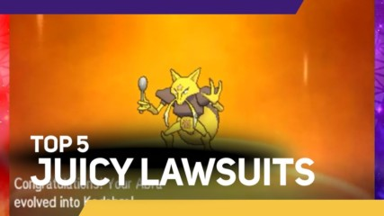 Top 5 Gaming Lawsuits