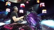 Metallica ⚡⚡ Damage Inc. // Metontour - Amsterdam, Netherlands 2017