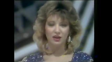 Vesna Zmijanac - Zar bi me lako drugome dao - (Folk Parada, TVB, 1985)