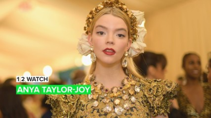 Anya Joy is fashion & film's new favourite face
