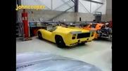 Lola T70 Mk3 Starting Up