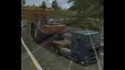 German Truck simulator 13.01.2010