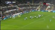 Нюкасъл - Евертън 0:1, 18 кръг, Висша лига