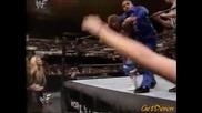 The Godfather vs. Funaki - Wwf Heat 03.02.2002
