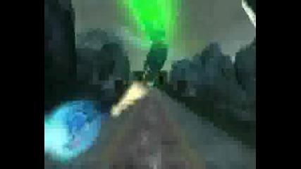 Sonic Unleashed: Werehog Unleashed