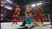 William Regal , Vladimir Kozlov and Ezekiel Jackson attack Christian and Zack Ryder | Ecw | 6.10.09