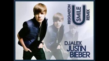 Направо на кючек го обърнаха ;д Justin Bieber - U Smile