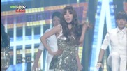 Girls Generation- Tts - Holler @ 141219 Kbs Music Bank