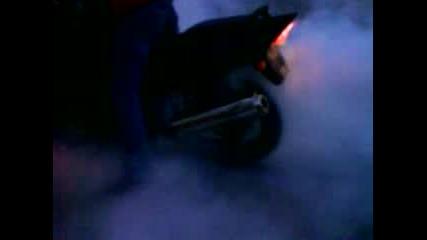Балша Моторспорт Honda Cbr1100 XX Burnout