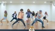 Hyuna - Babe Dance Practice Mirrored