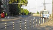 """Тролейбуси """"volvo"""" по линии Т1 и Т2 в Бургас"""