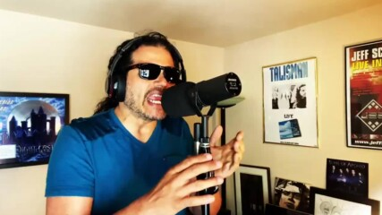 Jeff Scott Soto - Someone To Love // Quarantine Video