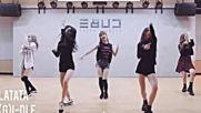 Kpop random dance mirrored girl groups