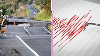 Страните, които са най-застрашени от земетресения