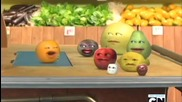 The High Fructose Adventures Of Annoying Orange - Season 02 Episode 04 - My Name Is Orange