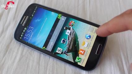 Samsung Galaxy S3 Neo Видео Ревю - SVZMobile