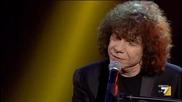 Riccardo Cocciante ~ Margherita 2013 - Live La7