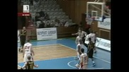 """""""Лукойл Академик"""" победи с 84:76 """"Макаби Нетания"""" за """"Юрочалъндж"""""""