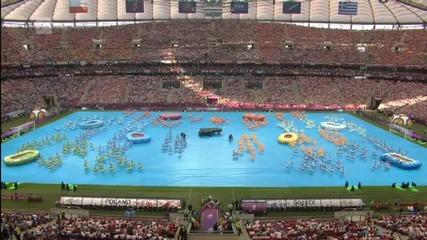 Uefa Euro 2012 Церемония по откриването