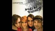 Paramore - Misery Business (chipmunks voice)