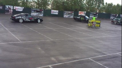 Tuning Show 2012 - Inter Expo Center * Drift * 1 част