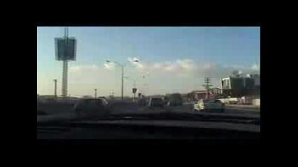 Как Се Кара На Турска Автомагистрала с Митсубиши-Ево(Турция)