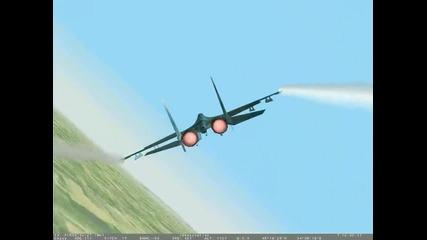 Flanker Su-27 - 2015 Rokitg