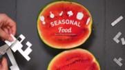 Eat the Season: Greek salad with watermelon