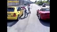 Lancia Delta vs Dodge Viper