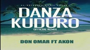 Don Omar Ft. Akon - Danza Kuduro ( Sexy Ladies ) ( Konvict Remix )