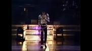 Michael Jackson - Human Nature ( Live At Wembley July 16, 1988 )