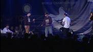 Skiller vs Ball Zee - Световно по Beatbox